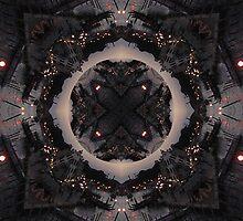 Venice Layered Kaleidoscope by Wildeheart