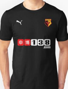 Premier League football - Watford F.C. Unisex T-Shirt