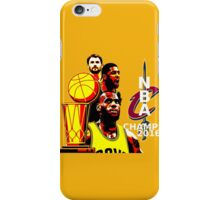 NBA Champions 2016 Cleveland Cavaliers iPhone Case/Skin