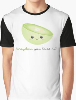Fruit Puns - Honeydew you love me Graphic T-Shirt