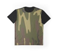Army Camo Camouflage Pattern  Graphic T-Shirt