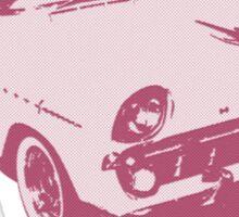 Old wagons never die (EK) Sticker