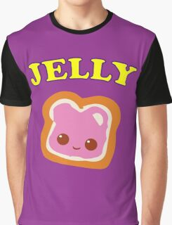 Couple - (Peanut Butter &) Jelly Graphic T-Shirt