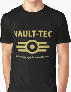 Vault Tec Future Graphic T-Shirt