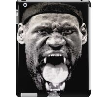 KING LEBRON JAMES NBA iPad Case/Skin