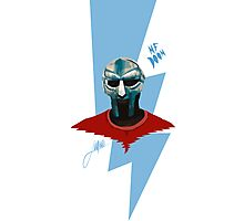 MF DOOM Photographic Print