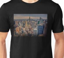 Manhattan Skyline 2 Unisex T-Shirt