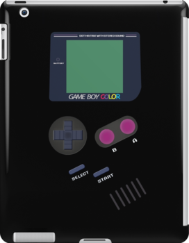 Video Old Game Boy Console  by CroDesign