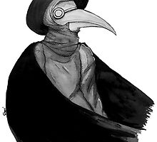 Plague Doctor by studinano