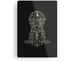 Eminence Crest Metal Print