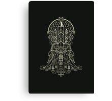 Eminence Crest Canvas Print