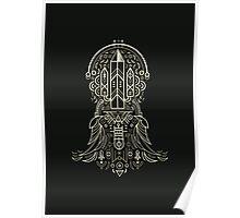 Eminence Crest Poster