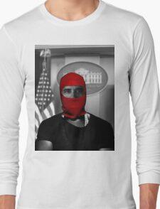OBAMA X YEEZY Long Sleeve T-Shirt