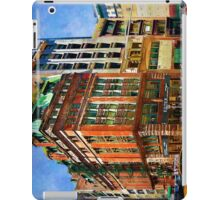 Manhattan Street Scene iPad Case/Skin