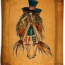 Who is the Mad Hatter ? by studinano
