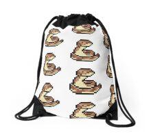 Upsetti Spaghetti- Ball Python Textless Drawstring Bag