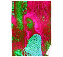 Tree Goddess Poster