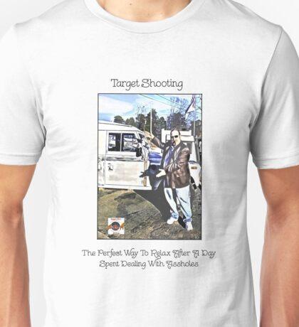 Target Shooting Unisex T-Shirt