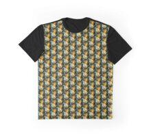 blonde seaward-gazing mermaid Graphic T-Shirt