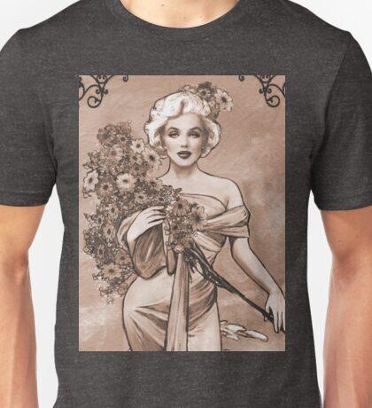 MM mucha sepia Unisex T-Shirt