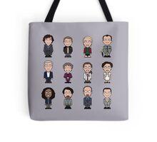 Sherlock and Friends (pillow or bag) Tote Bag