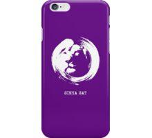 SIMHA SAT (LION TRUTH) logo iPhone Case/Skin