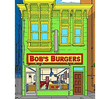 Bob's Burgers by Proyecto Realengo