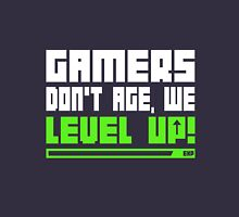 Gamers Don't Age We Level Up  Classic T-Shirt