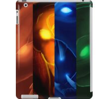 The four icons of Udyr #3 iPad Case/Skin