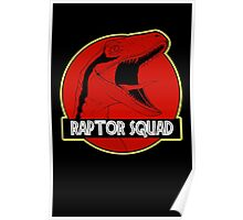Raptor Squad Poster