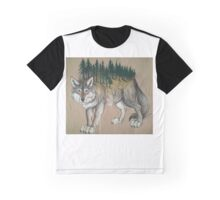 Year of Wolf Graphic T-Shirt
