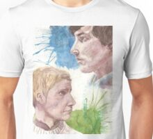 The Detective and The Doctor Unisex T-Shirt