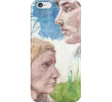 The Detective and The Doctor iPhone Case/Skin