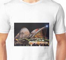 Opera House 10 Vivid 2016 Unisex T-Shirt