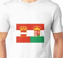 Austro Hungarian Flag Unisex T-Shirt