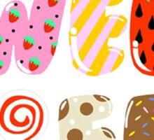 MGM- Sweet 2014  Sticker