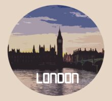 London is my home by glik