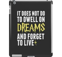 Albus Dumbledore - Dwell on Dreams iPad Case/Skin