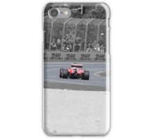 Ferrari F1 iPhone Case/Skin