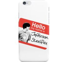 Jefferson Steelflex + Photo - Drake and Josh Inspired iPhone Case/Skin