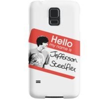 Jefferson Steelflex + Photo - Drake and Josh Inspired Samsung Galaxy Case/Skin