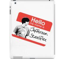 Jefferson Steelflex + Photo - Drake and Josh Inspired iPad Case/Skin