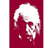 E=Mc2. Photographic Print