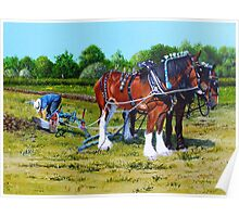 The Ploughing Match Poster