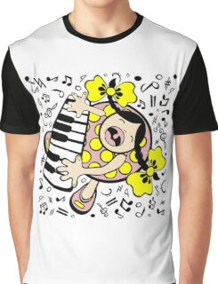 piano baby Graphic T-Shirt