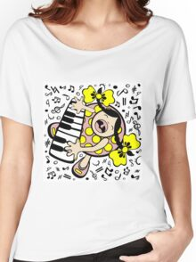 piano baby Women's Relaxed Fit T-Shirt