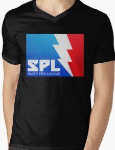 Smite Pro League Mens V-Neck T-Shirt