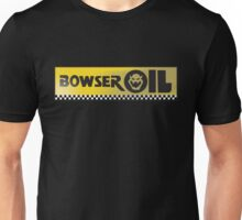 Bowser Oil Unisex T-Shirt