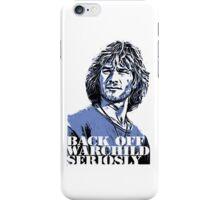 Patrick Swayze iPhone Case/Skin