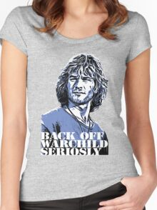 Patrick Swayze Women's Fitted Scoop T-Shirt